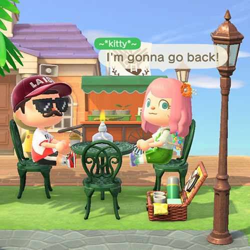 An Animal Crossing date gone sour